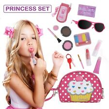 Educational Learning Toys for Girls Kids Toddlers Princess Purse and Makeup Set