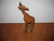 Holzfigur Giraffe (Ursprung Kenia)