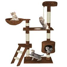 Rascador para gatos Árbol para gatos Sisal Juguetes 153cm