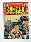 Kamandi, The Last Boy on Earth #19 (Jul 1974, DC) - Very Good