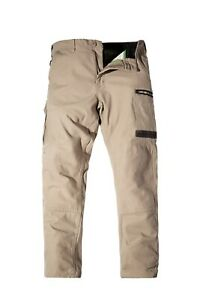 FXD WP-3 Workpants - Size 36 - Khaki (Worn only once)