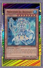 Princesse du Blizzard CT09-FR009 Eau Magicien Effet Niveau 8 YGO