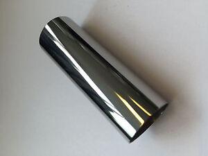 Edelstahlrohr 500mm dünnwandig V2A / V4A Wandstärke von 0,3mm-1,0mm Edelstahl
