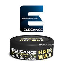 SADA PACK ELEGANCE Transparent Pomade Hair Styling Wax 4.73oz FREE SHIPPING