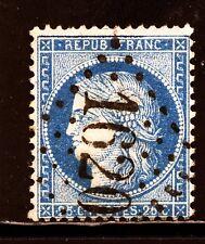 FRANCE  N° 60 GC 1620 GANGES, HERAULT, VARIETE: cadre N plus épais, TRES BEAU