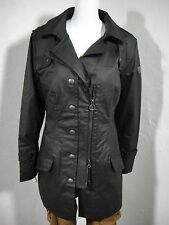 NWT WELLENSTEYN Amato CarbonniteTec Trench Coat Jacket Black size XL