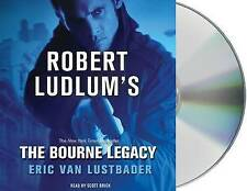 The Bourne Legacy by Eric Van Lustbader (CD-Audio)