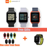 Xiaomi Huami Amazfit Bip Bit Pace Lite Youth Smart Watch IP68 1.28'' GPS Mi Fit