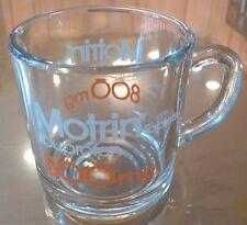 Vintage Glass Advertising MOTRIN 800 mg Mug Ibuprofen Medicine Doctor Nurse A-H