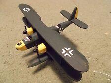 Built 1/144: German HEINKEL HE-59 Sea Plane Aircraft