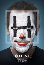 POSTER DR HOUSE FOX MEDICAL DIVISION HUGH LAURIE BIG #4