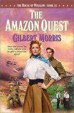 The Amazon Quest (The House of Winslow #25) (Book 25)-ExLibrary