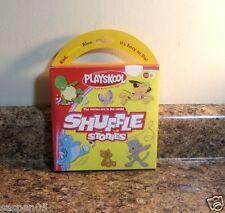 Playskool Shuffle Stories Preschool Teacher Resource Speech Therapy NEW