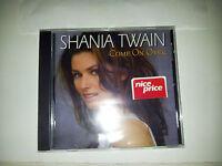 cd musica twain shania come on over