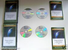 The Teaching Company CHANGE & MOTION Calculus Made Clear 4 DVD Gr. 11 12 College