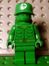 LEGO Toy Story - Green Army Man - Medic with Backpack - Mini Fig