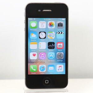 Apple iPhone 4s (AT&T) Smartphone (32GB) Black - GSM 3G - Model A1387