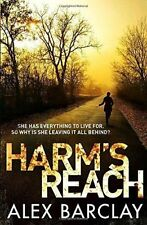 Harm's Reach, Barclay, Alex, Very Good Book
