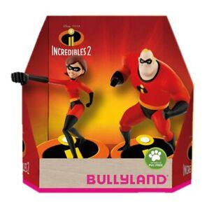 Die Unglaublichen 2 - Geschenkbox 2 Figuren: Hellen & Bob * 9 cm