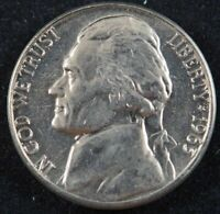 1963 D Jefferson Nickel 5 Cents (BU) Brilliant Uncirculated US Coin