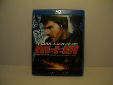 Mission: Impossible III (Blu-ray Disc, 2010) Watched Once