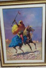Giovan Francesco Gonzaga olio su tela 50x70 Archiviato