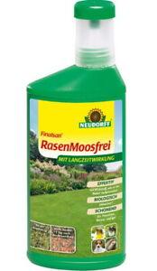 Neudorff Finalsan Rasen Moosfrei 500 ml Moosvernichter