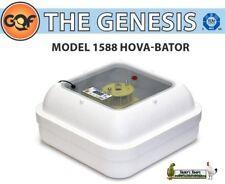 New GQF 1588 Genesis 12 Volt DC Digital Egg Incubator Chicken Duck Quail