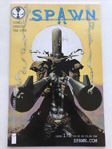 Spawn 175, Image Comics 2008, Low Print, Gunslinger