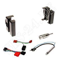 AUDI A4 B5 ab11/94 DIN Autoradio Blende Aktivsystem Adapter MIT BOSE Einbau Set