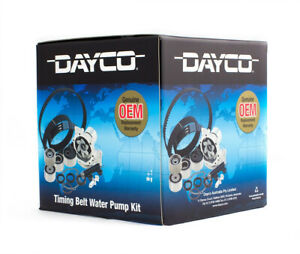 Dayco Timing Belt Kit for Honda Prelude 2.2L Petrol H22A 1991-1996