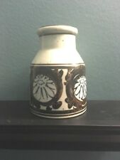 Paul Marshall Small Pottery Vase Japan Rare Mid Century Modern Print Unique Gift