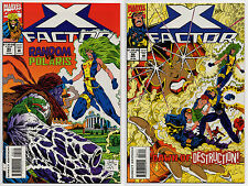 X-FACTOR #95 #96 - 1993 - CGC Ready! - 9.6 OR BETTER
