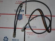 Y cable DE-9F to DA-15F short side and DA-15M long side
