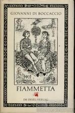 Fiammetta: Boccaccio, Giovanni di