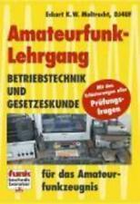 Amateurfunk-Lehrgang | Eckart K. W. Moltrecht | Taschenbuch | Deutsch | 2020