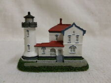 Lefton Historic American Lighthouse Admiralty Head Whidbey Island WA CCM13655