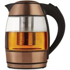 Brentwood Kt-1960rg 1.8L Stainless Steel Electric Kettle, Rose Gold