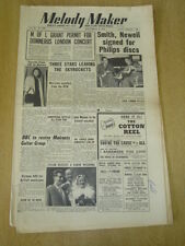 MELODY MAKER 1952 SEPTEMBER 6 MINISTRY OF LABOUR SKYROCKETS BBC CAROLE CARR