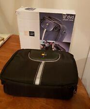 "Case Logic 8"" DVD Player Case ACC108 Seat Back Mount Portable DVD Player 8"" New"