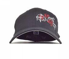 Six Feet Deep - Embroidered Black Baseball Cap Hat Flex Fit Men's L/XL