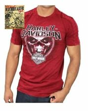 Harley-Davidson M bequem sitzende Herren-T-Shirts