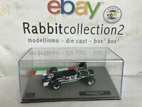 "DIE CAST "" BRABHAM BT26A - 1969 PIERS COURAGE "" FORMULA 1 COLLECTION 1/43"