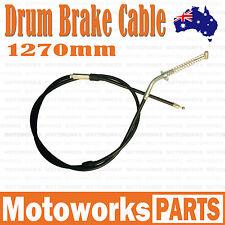 1270mm Front Drum Brake Cable 150cc 250cc PIT Quad Dirt Bike ATV Buggy Gokart