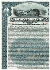 New York Central Railroad Co., 1913, vertikal