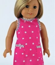 """APRON FOR 18"""" AMERICAN GIRL DOLL CLOTHES ACCESSORIES"""