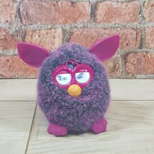 Hasbro 2012 Furby Boom Voodoo Purple LCD Eyes Electronic Interactive Toy