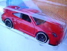 2011 Hot Wheels 119/244. Porsche 911 GT2. Nightburnerz '11 9/10. New in Package!
