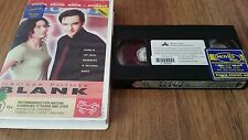 BLANK - JOHN CUSACK, MINNIE DRIVER  VHS VIDEO