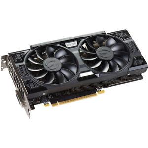 EVGA GeForce GTX 1050 Ti SSC GAMING ACX 3.0 Graphics Card 04G-P4-6255-KR